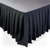 Power Dynamics Stage Skirt Velvet Pleated 6m x 40cm