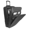 Wheeled MIDI Controller Case Black 22