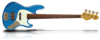 Sandberg California TM4 Lake Placid Blue Soft Aged