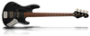 Sandberg Cal TM4 Black Matt Matched head BK hardware