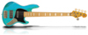 Sandberg Cal TM5 Roquefort Blue Soft Aged Wh.blocks Birdseye maple