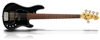 Sandberg Cal. VM5 Black High gloss St. Oak Black pg