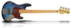 Sandberg California TM4 Blueburst Maple Ash
