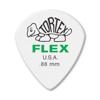 Dunlop 468P088 TORTEX FLEX JAZZ III-12/PLYPK