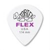 Dunlop 468P114 TORTEX FLEX JAZZ III-12/PLYPK