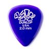 Dunlop 41P2.0 Delrin 500 STD-12/PLYPK