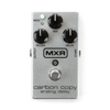 Dunlop MXR M169A Carbon Copy Silver 10th
