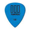Dunlop Tortex III 462P1.0 12/PLYPK