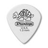 Dunlop Tortex Jazz III 498P1.5 12/PLYPK