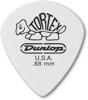 Dunlop Tortex White JAZZ III 478P.88 12/PLYPK