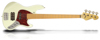 Sandberg Cal TM4 Cream High Gloss Maple FB Tortoi