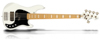 Sandberg VM5 Virgin White HG Maple Wh Blocks Matched head