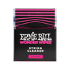 Ernie Ball EB-4277 Wonder Wipes, String Cleaner, 6 pc