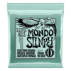 Ernie Ball 2211 Nickel Wound Electric Guitar Strings 10.5-52 Mondo Slinky