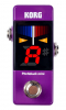 Korg PB-MINI-PU Limited Edition Pedal Tuner, Purple