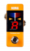 Korg PB-MINI-OR Limited Edition Pedal Tuner, Orange