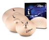 I-Family Standard Gig Cymbal Pack (14/16/20)