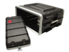 Stagg ABS case for 4-unit rack