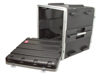 Stagg ABS case for 10-unit rack