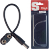 Stagg 15cm DC Power Male Battery 9V Snap