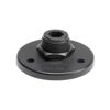 A12B mounting flange BLACK