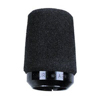 A2WS-BLK Locking mic Windscreen for SM57 black