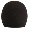 Shure A58WS-BLK windscreen for 58-type black