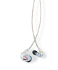 SE425 Earphones EAC64 - CLEAR