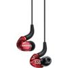 Shure SE535 Earphones w/detachable cable RED LTD
