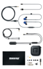 SE846 Earphones UNI+RMCE-BT2 Bluetooth 5 - BLUE