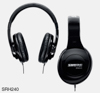 SRH240A-EFS headphones