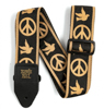 Ernie Ball EB-4613 Peace Love Dove, Guitar Strap