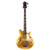 Jack Casady Bass Metallic Gold