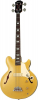 Jack Casady Bass (Left-handed) Metallic Gold