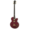 Allen Woody Rumblekat Bass Wine Red