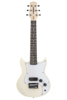 SDC-1-MINI-WH Mini Electric Guitar, White