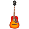 Hummingbird Acoustic/Electric Ukulele Outfit (Tenor) Faded Cherry