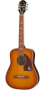 Lil' Tex ElectricAcoustic Faded Cherry Sunburst
