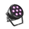 ROOT PAR 4 - 7 x 4 W RGBW PAR Spotlights