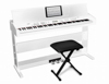 Alesis Virtue White