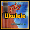 20 | Ukulele - FLUOROCARBON - Hawaiian D-Tuning | 21F - .022