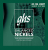 5L-NB BALANCED NICKELS - Light 5 String (37.25 winding) 40-126