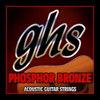 GHS 605 PHOSPHOR BRONZE 12-STRING - Extra Light 009-042