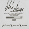 GHS CC65 BASS CONTACT CORE SUPER STEELS SINGLE - STD LONG SCALE .065