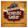 S435 | AMERICANA SERIES ACOUSTIC - Phosphor Bronze Medium | 013-056