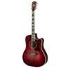 Gibson Acoustic Hummingbird Chroma | Black Cherry