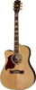 Gibson Acoustic Songwriter Cutaway Rosewood Burst Lefthand