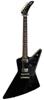 Gibson Customshop Explorer Mahogany TV Black Silver NH
