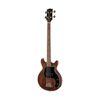 Gibson Electrics Les Paul Junior Tribute DC Bass Worn Brown