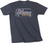 Gibson S & A Gibson Custom T (Heathered Gray) Large
